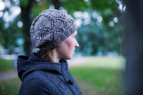 23521ece2a6 Muster - Diamondberry müts - WoolMint