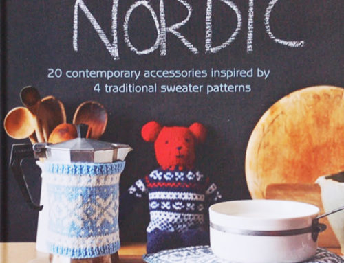 """Veebruarikuine kliendiauhind – raamat """"Knit Nordic"""""""